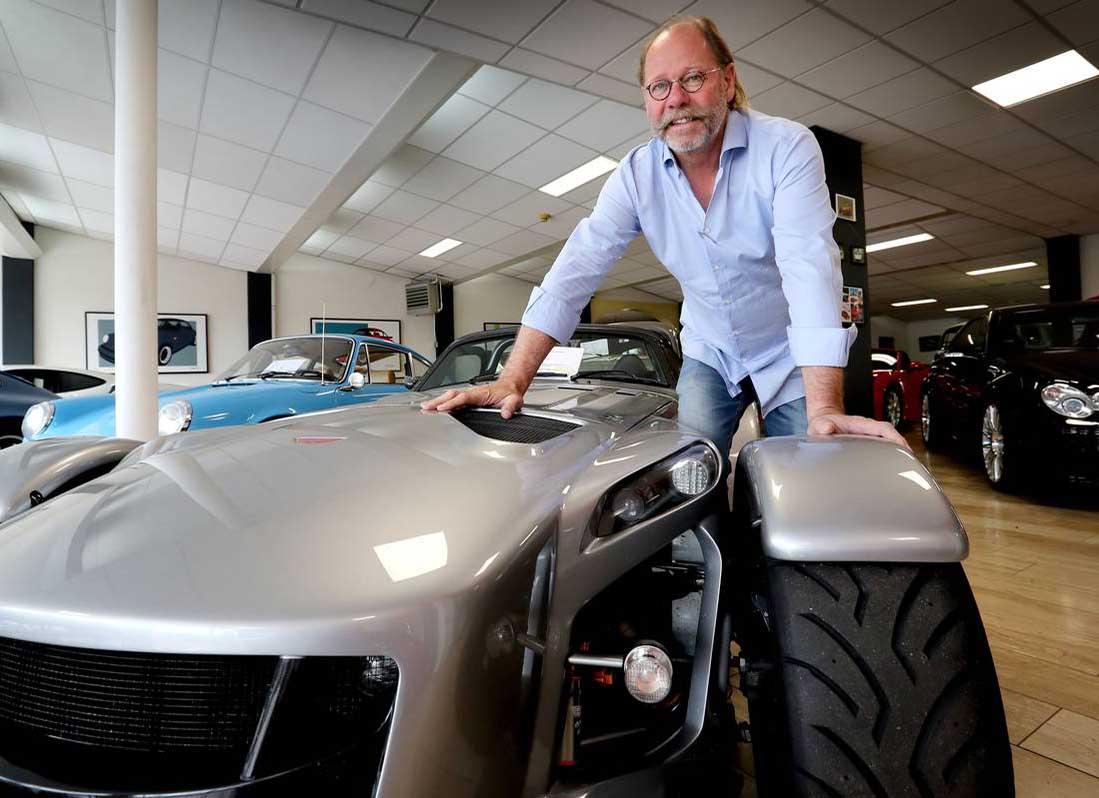 Lokale ondernemer 'in de spotlight': Johan Albers